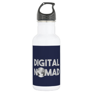 Digital Nomad Traveller 532 Ml Water Bottle