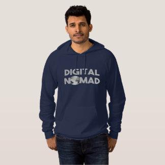 Digital Nomad Traveller Hoodie