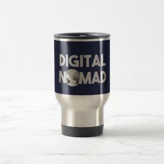 Digital Nomad Traveller Travel Mug