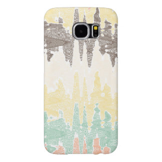 Digital painting samsung galaxy s6 cases