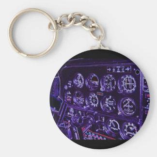 Digital Panel Keychain