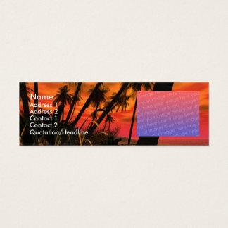 Digital Paradise | Mini Business Card