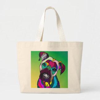 Digital Pets Large Tote Bag