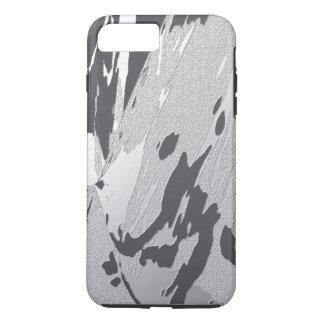 Digital Plaster Texture Abstract iPhone 8 Plus/7 Plus Case