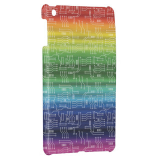 Digital Rainbow iPad Mini Case