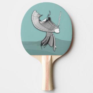 Digital Samurai Ping Pong Paddle