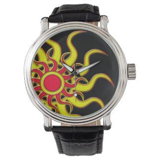 Digital Sun Watch
