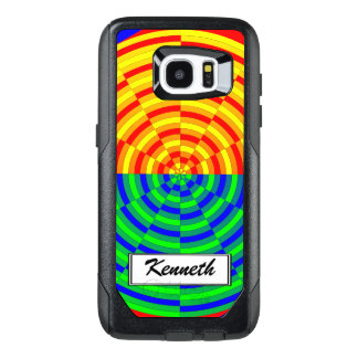 Digital Sunrise by Kenneth Yoncich OtterBox Samsung Galaxy S7 Edge Case