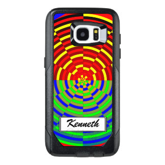 Digital Sunset by Kenneth Yoncich OtterBox Samsung Galaxy S7 Edge Case