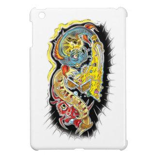 Digital Tattoo Cover For The iPad Mini