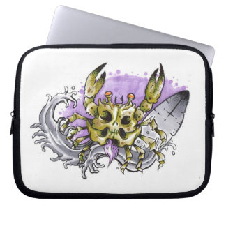 Digital Tattoo Laptop Sleeve