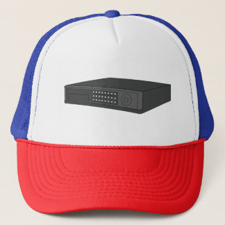 Digital Video Recorder Trucker Hat