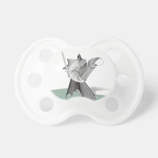 Digital Warrior Baby Pacifiers