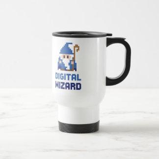 Digital Wizard Travel Mug