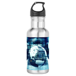 Digital World and Technology Lifestyle Industry 532 Ml Water Bottle