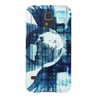 Digital World and Technology Lifestyle Industry Galaxy S5 Case