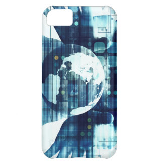 Digital World and Technology Lifestyle Industry iPhone 5C Case