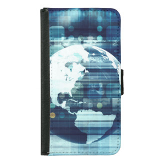 Digital World and Technology Lifestyle Industry Samsung Galaxy S5 Wallet Case