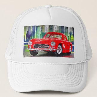 Digitally Artworks by Jean Louis Glineur: 300 SL Trucker Hat