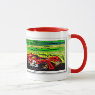 Digitally Artworks by Jean Louis Glineur: 312 PB Mug