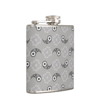 Digitally kind hip flask
