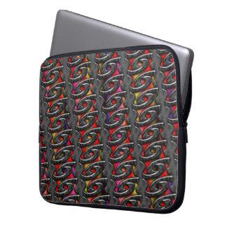Digitally kind laptop sleeve