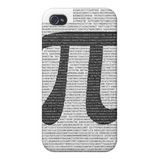 Digits of Pi Case For The iPhone 4
