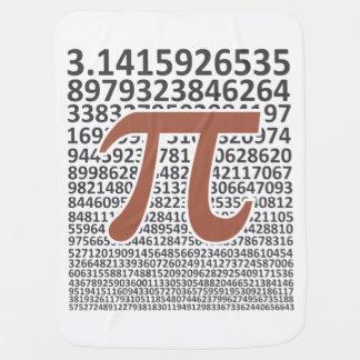 Digits of Pi, Pi Day Math Baby Blanket