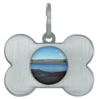 Digley Reservoir Pet Name Tag