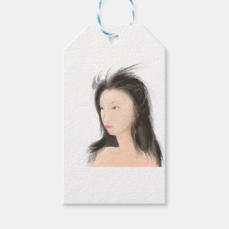 Dignified [japanese kanji] pack of gift tags