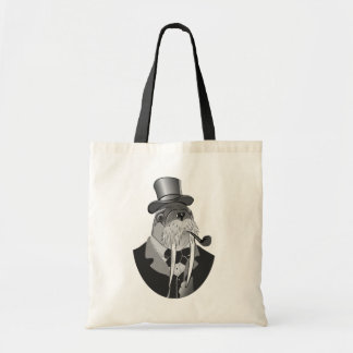 Dignified Walrus Tote