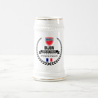 Dijon Beer Stein