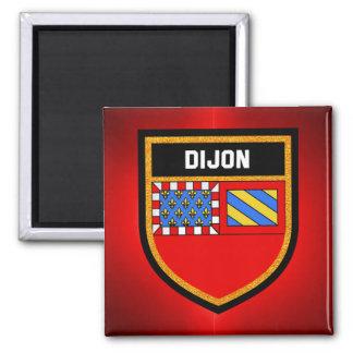 Dijon Flag Magnet
