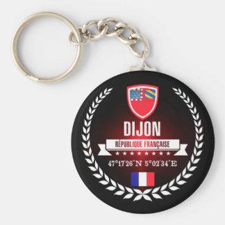 Dijon Keychain