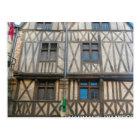 Dijon,  Medieval building Postcard