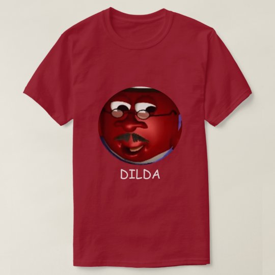 DILDA Red T-Shirt