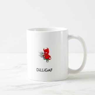 DiLLiGAF Coffee Mug