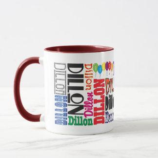 Dillon Coffee Mug