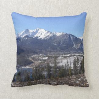 Dillon Colorado Throw Pillow