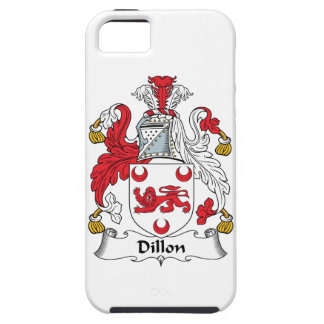 Dillon Family Crest iPhone 5 Covers