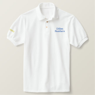 Dillon Panthers Polo