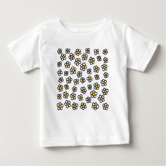 Dillon's Daisies Baby T-Shirt
