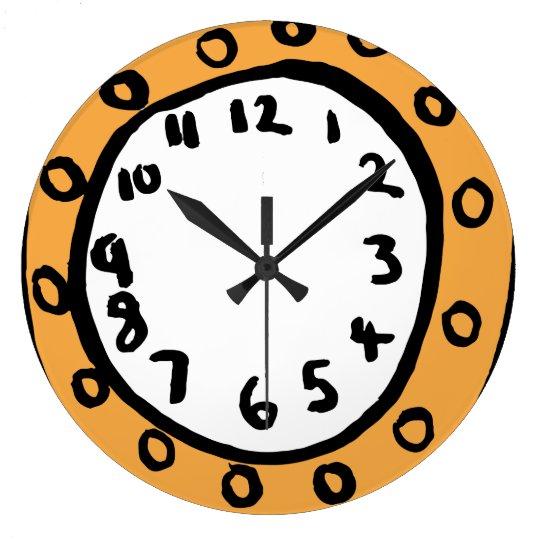 Dillon's Story Time Clock