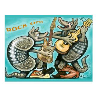 Dillos Rock Postcard