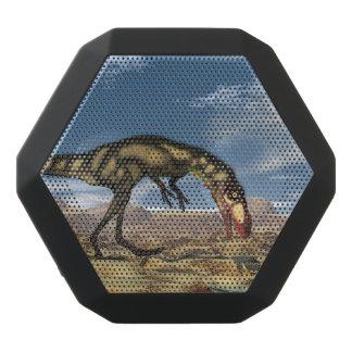 Dilong dinosaur - 3D render Black Bluetooth Speaker