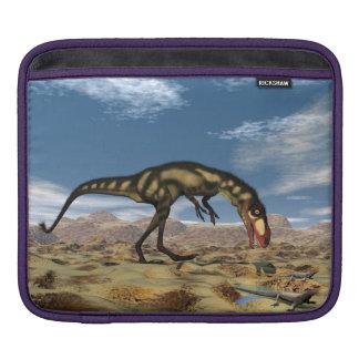 Dilong dinosaur - 3D render iPad Sleeve