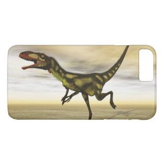 Dilong dinosaur - 3D render iPhone 8 Plus/7 Plus Case