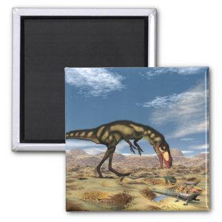 Dilong dinosaur - 3D render Magnet