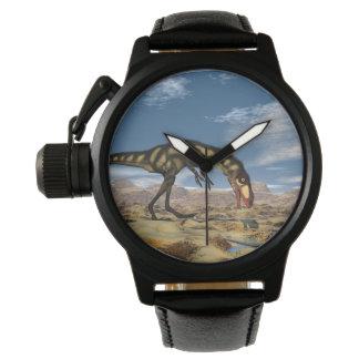 Dilong dinosaur - 3D render Wrist Watches