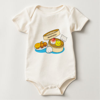 Dim Sum Party Baby Shirt (more styles...)